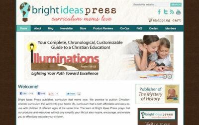 Bright Ideas Press - brightideaspress.com