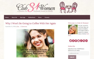 club 31 women - club31women.com