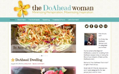 do ahead woman - doaheadwoman.com