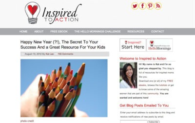 Inspired to Action - inspiredtoaction.com
