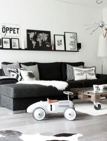 Black & White Decor 12