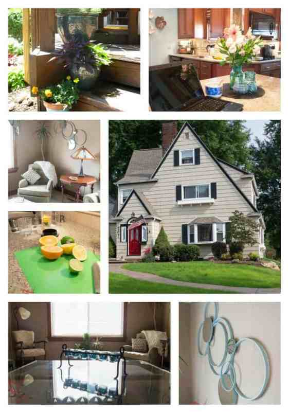 Home Tour Collage - My Home