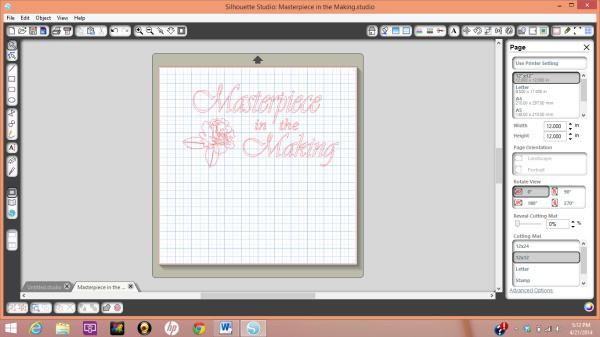 Screenshot of Heat Transfer Design
