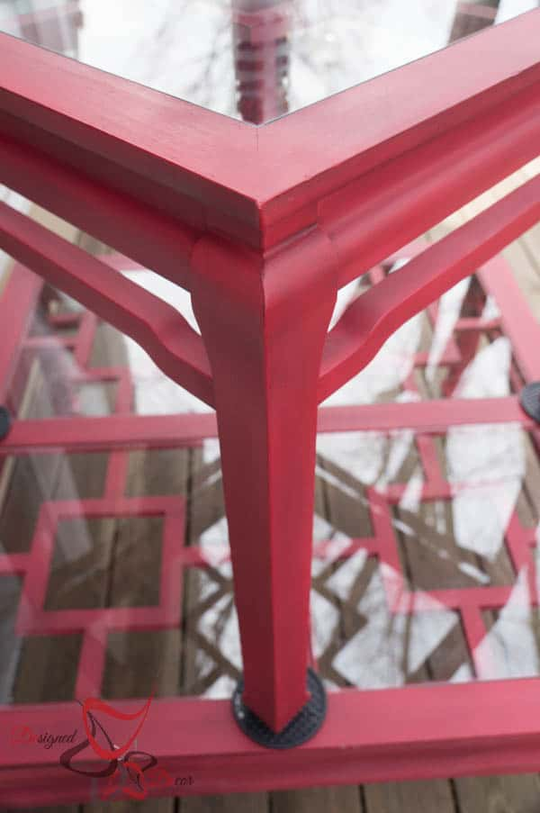 Glass Top Tables-