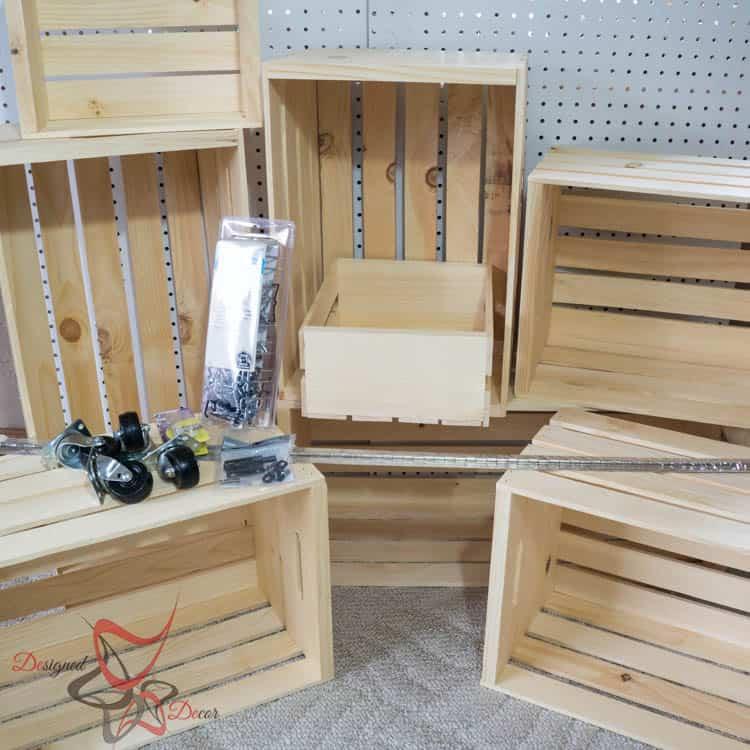 Get Organized-Ryobi Nation-Crate Storage Locker