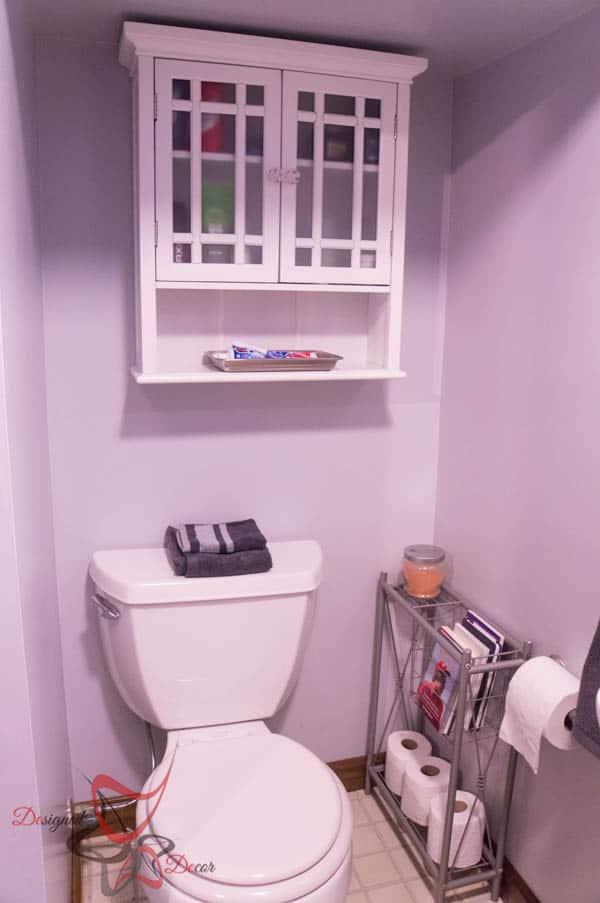 Updating the Basement Bathroom-