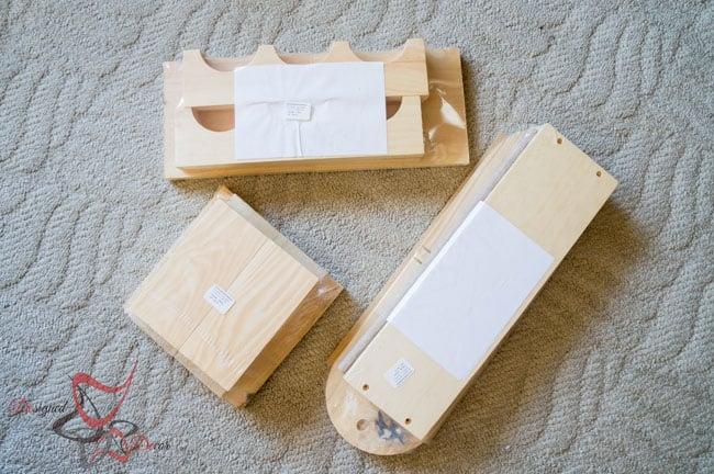1 Power Tool Challenge- Garden Tool Box- Mason Jar Caddy-Wine Rack