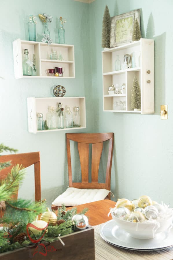 DIY- Christmas Decorating on a Budget- Home Tour 2015l (16 of 65)