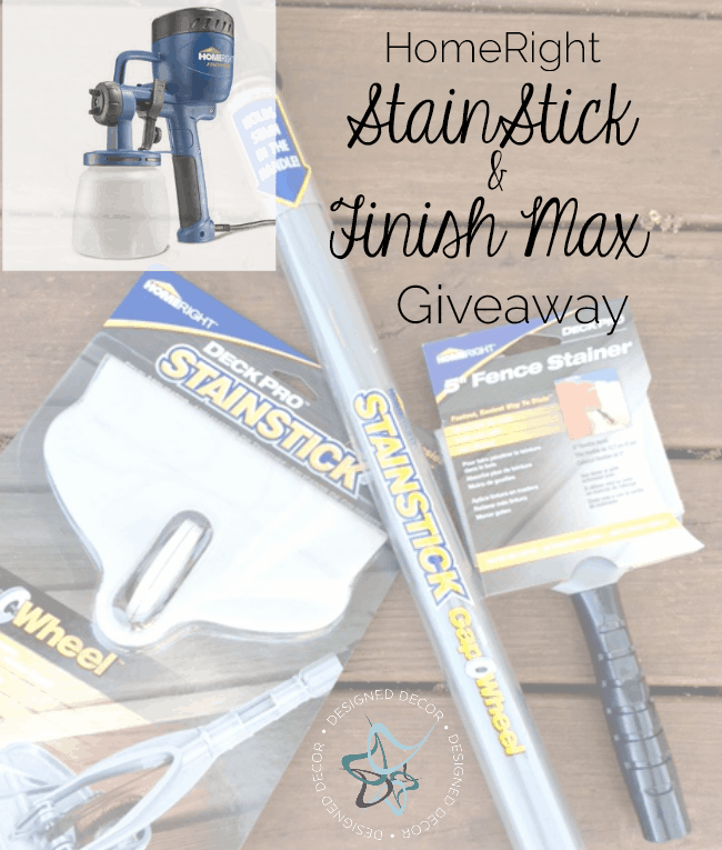 StainStick Giveaway