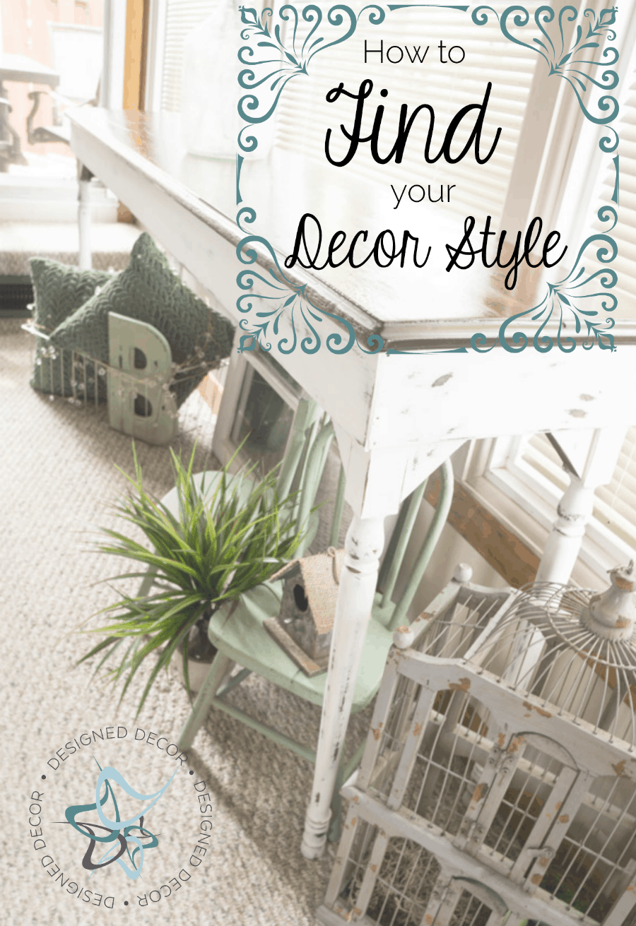 how to find your decorating style designed decor