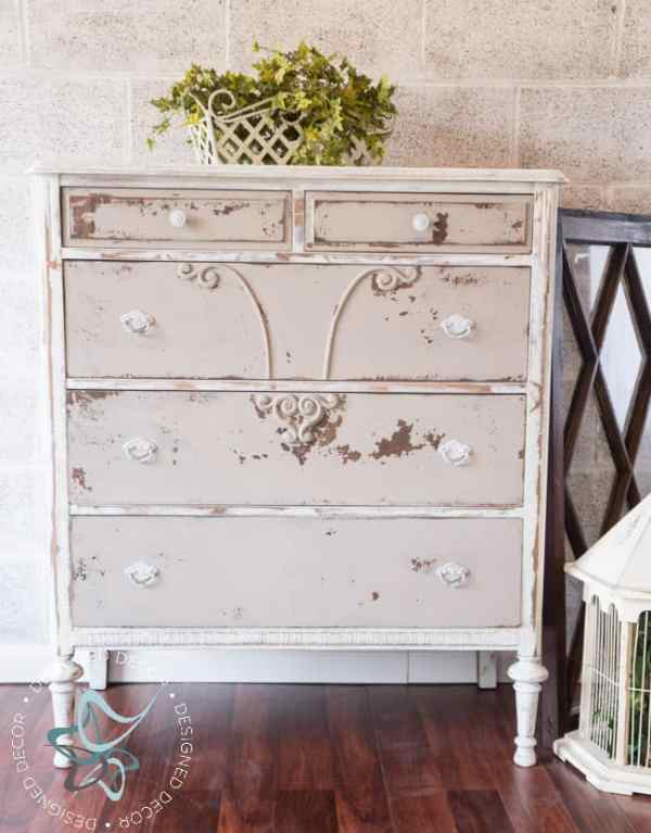 Farmhouse Style Dresser!