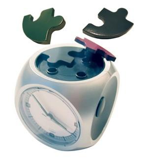 puzzle alarm-clock