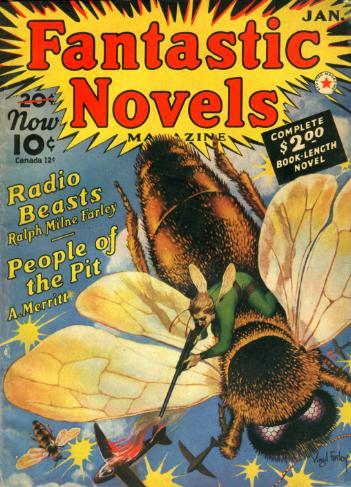 fantastic novels