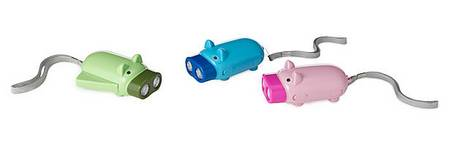 pig dynamo flashlight