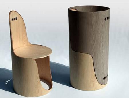ying yang chair