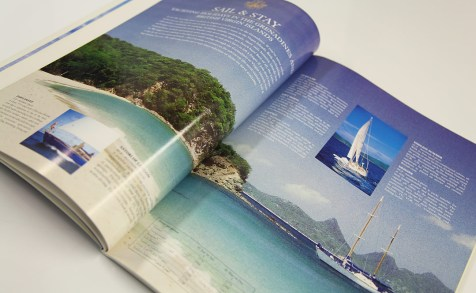 Carrier Travel Catalogue