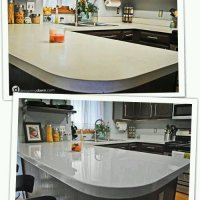 Tuesday's Tips: Paint laminate countertops for a cheap transformation