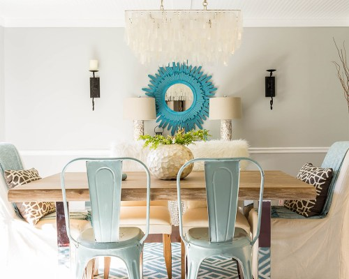 dining room makeover diy