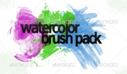 Photoshop Watercolor Brushes