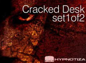 Cracked Desk Set  1