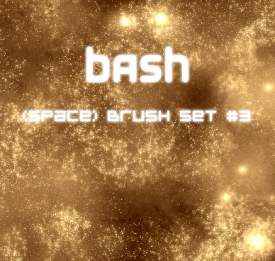 Photoshop Space Brushes