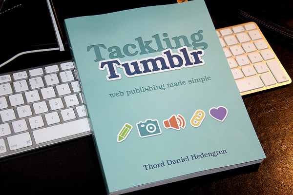 tumblr media blogging book how to writing