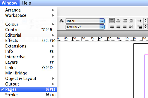 adobe page numbering indesign cs5 tutorial