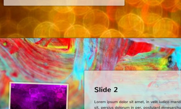 pure css parallax scroll effect open source