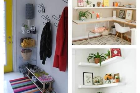 astuce rangement idee meubles etageres
