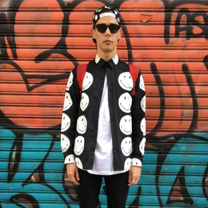 tendance mode homme street style 2016