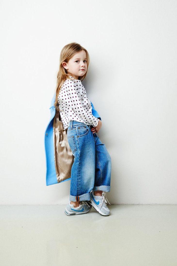 mode automne 2016 jean fille