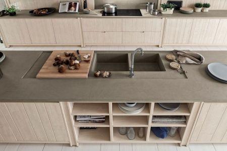placard cuisine bois mobilier moderne