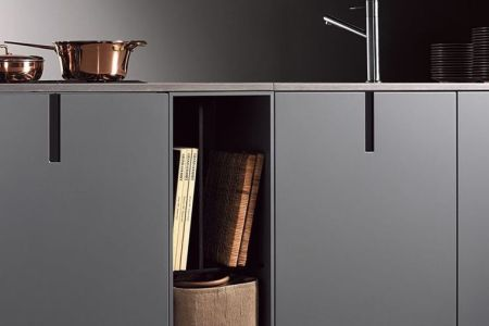 pinterest cuisine photo rangement meuble bas astuce