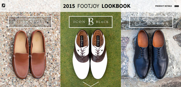 Footjoy Lookbook