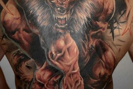 best wolf tattoo1