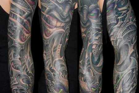 dar biomechanical tattoo