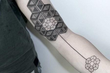 creative tattoo by chaim machlev