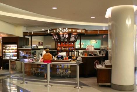 LeBus Cafe Kiosk - Built