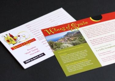 LJS&C wine invitation
