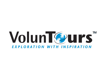 image of VolunTours logo