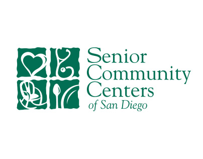image of Senior Community Centers of San Diego logo