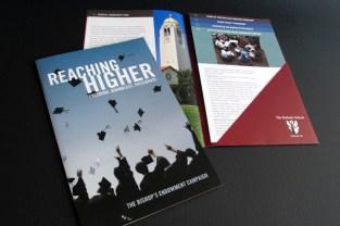 The Bishop's School Endowment Campaign brochure
