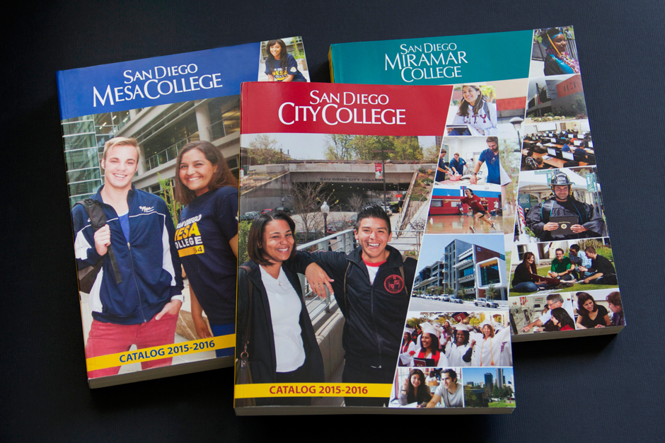 San Diego Community College Catalog 2015-16
