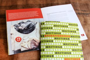 The Erik Gronborg Experience exhibition booklet ~ Mingei International Museum