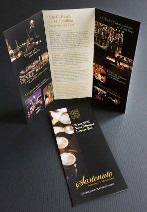 La Jolla Symphony Sostenuto Campaign for Endowment