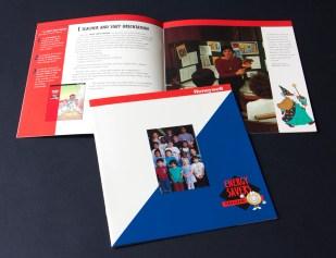 Honeywell, Inc. Energy Savers Program Brochure