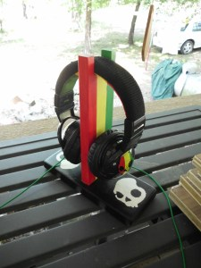 Build a Headphone Stand