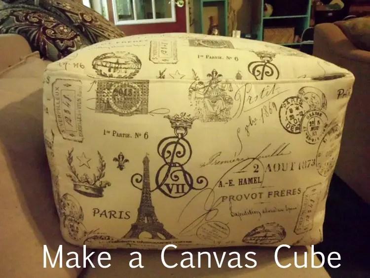 Make a Canvas Cube SANY0902 Copy
