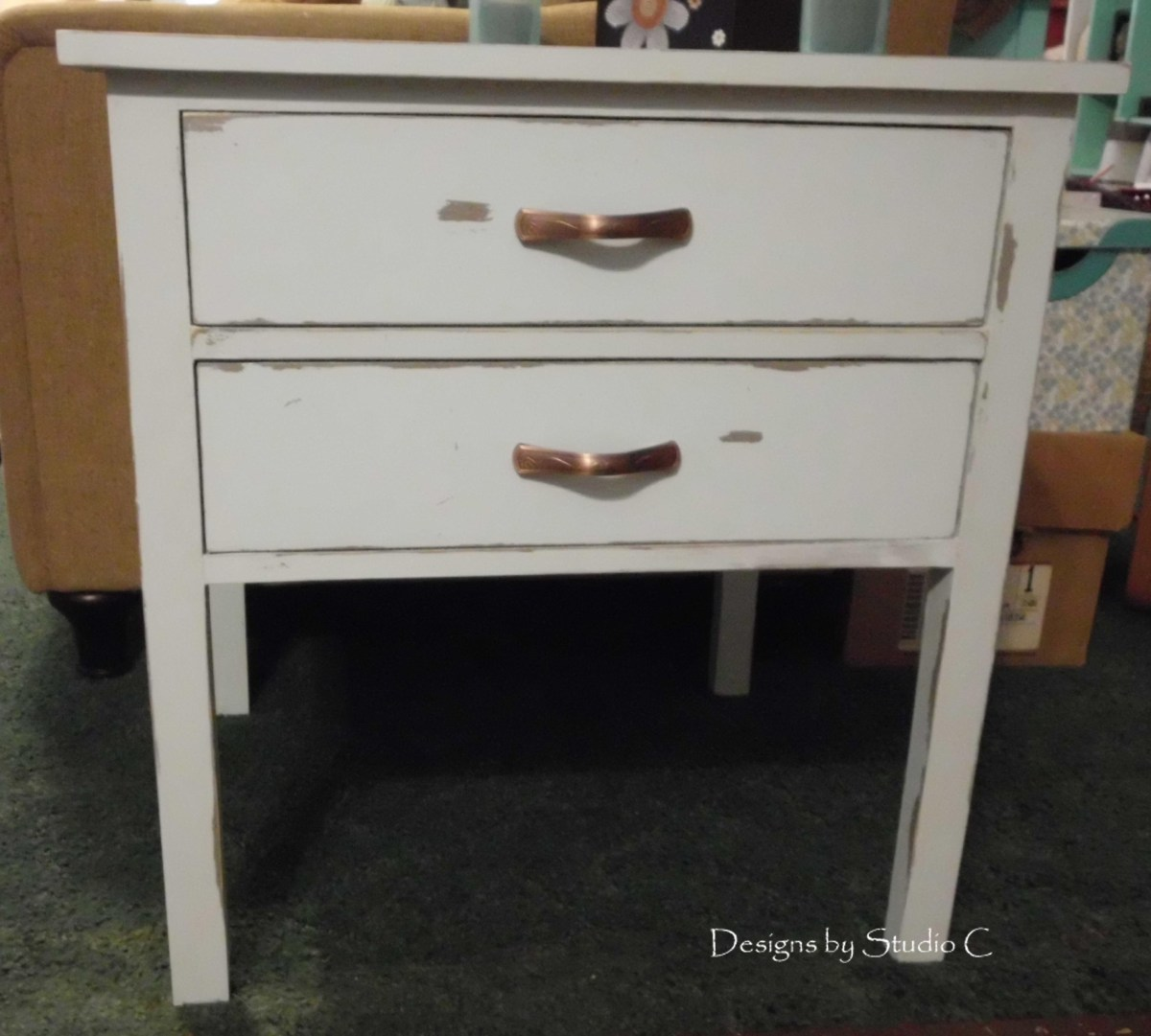 How To Make And Use Chalk Paint