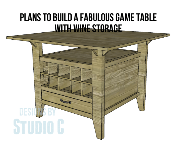 plans to build a game table_Copy